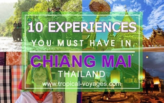 Things do to in Chiang Mai Thailand Travel Guide