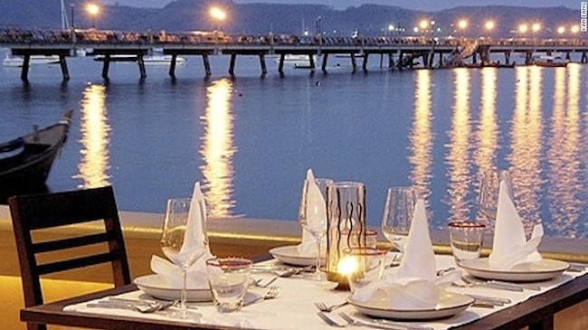 At Pier Restaurant in Phuket - things to do in Phuket