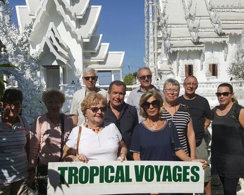 Tropical Voyages